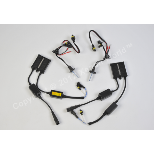9006 HB3 HID - XENON WORLD SMART SYSTEM KIT