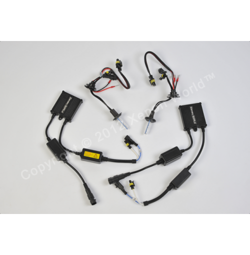 H7 HID - XENON WORLD SMART SYSTEM KIT